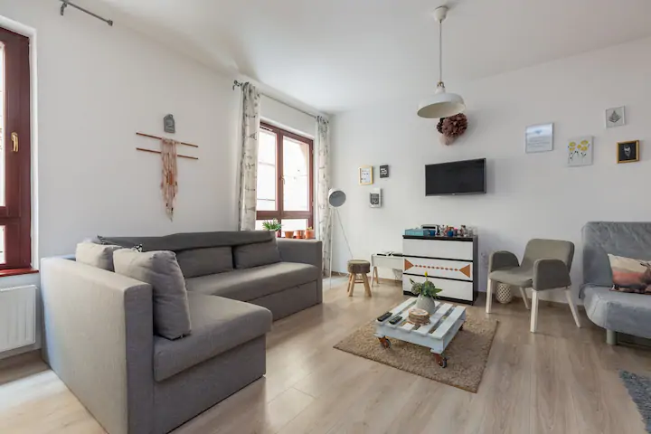 Kiraly 32 – a studio in the Jewish Area w Parking